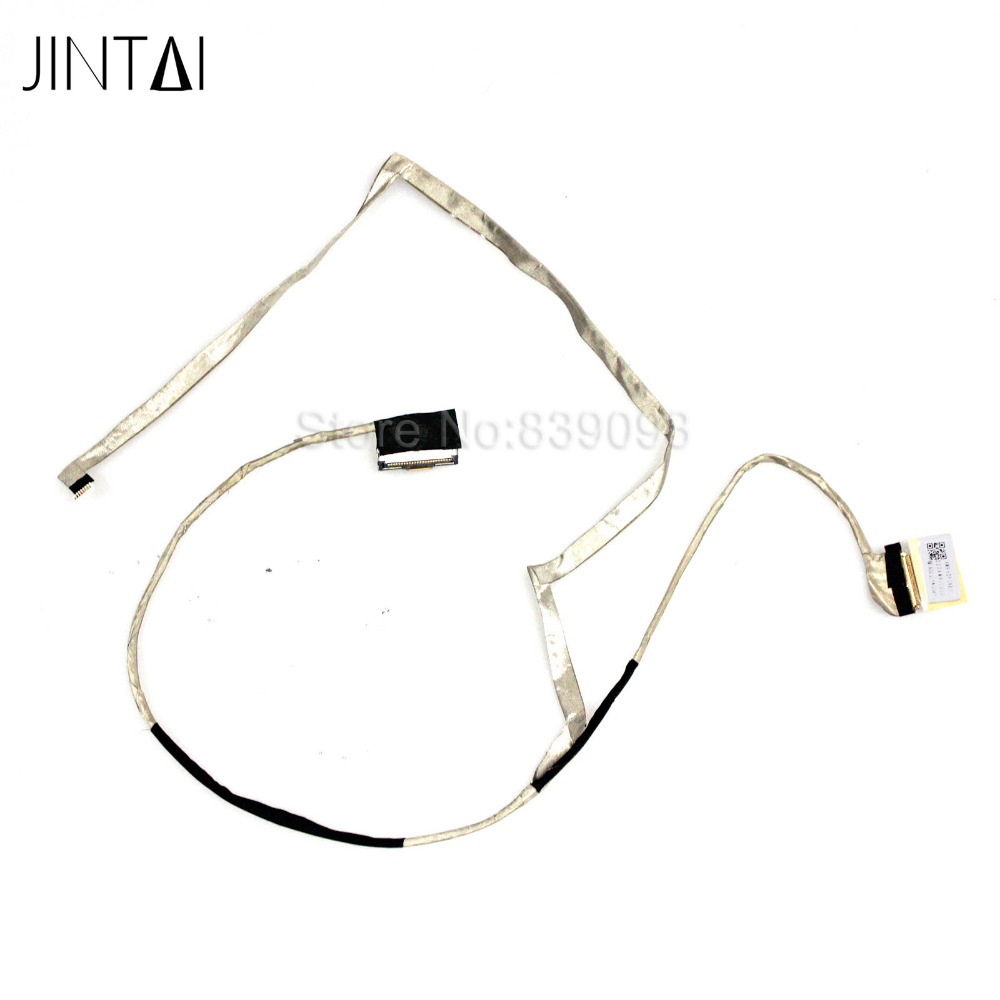 JINTAI  LED LCD VIDEO FLEX CABLE for Dell Inspiron 7000 7557 7559 DD0AM9LC010 014XJ8 ноутбук dell inspiron 3567