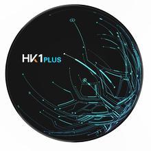 CUJMH HK1plus Android 8.1 2.4G 4K 3D Quad-Core Smart TV BOX IPTV 5000+Channels 7000+VOD Media Player Set-Top Box 4G/32G 4G/64G