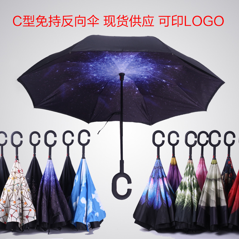 acheter creative douze 12 constellations trois pliant noir rev tement parasol de pluie femmes. Black Bedroom Furniture Sets. Home Design Ideas