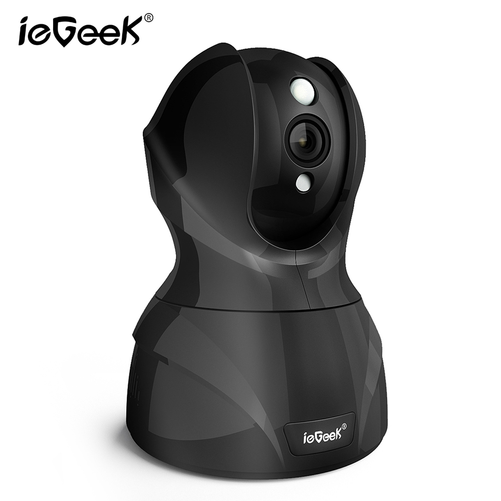 ieGeek House Safety Surveillance Camera Mini Rotating Dome wifi Camera Baby Old Pet Family Care Monitor Mac Windows IOS Android fleetwood mac fleetwood mac kiln house lp
