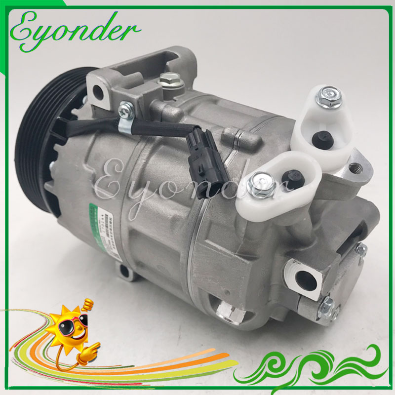 A C Air Conditioning Cooling Compressor for NISSAN XTRAIL X TRAIL T31 2 0 NV400 Bus