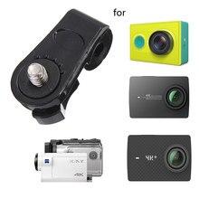Śruba statywu adapter do montażu 1/4 akcesoria dla Xiaomi Yi kamery Sony X1000 X3000 AS300 AS50 AS15 AS20 AS30 AS200 AZ1