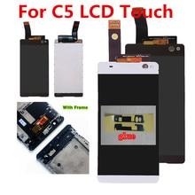 LCD Display For SONY Xperia C5 E5506 E5533 E5563 E5553 LCD Touch Screen Digitizer C5 Ultra Display Screen цена и фото