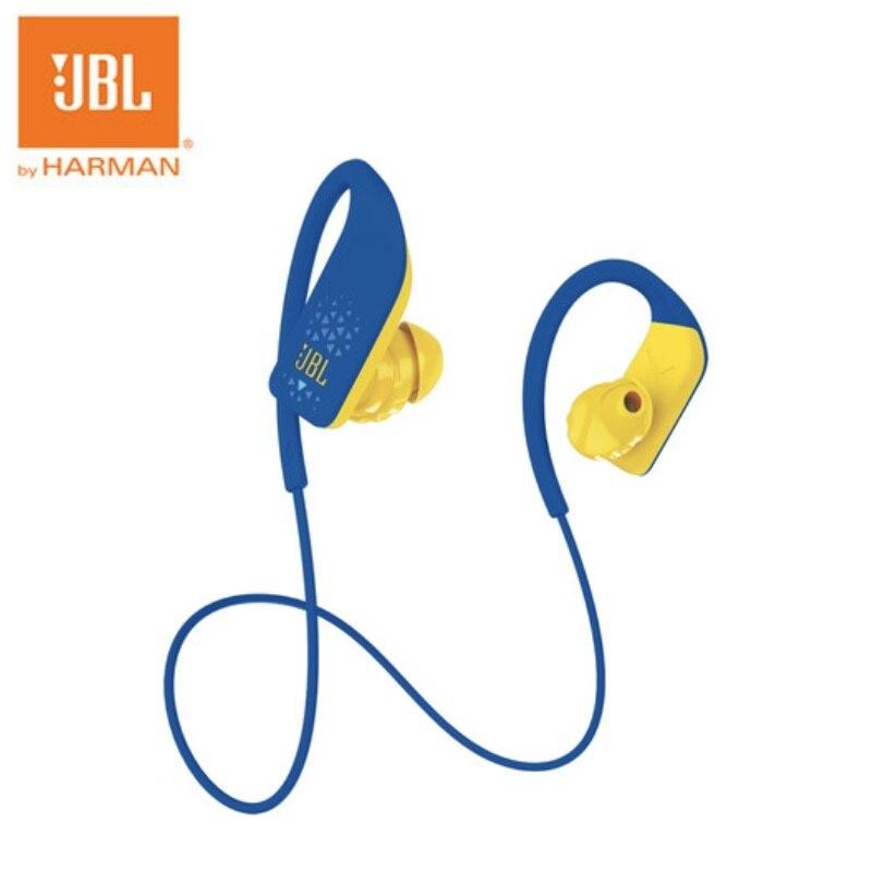 JBL GRIP 500 Aller Sans Fil Bluetooth In-Ear Écouteurs Mains Libres Appels Musique pour Bluetooth-permettent Appareils Sueur- preuve Conception
