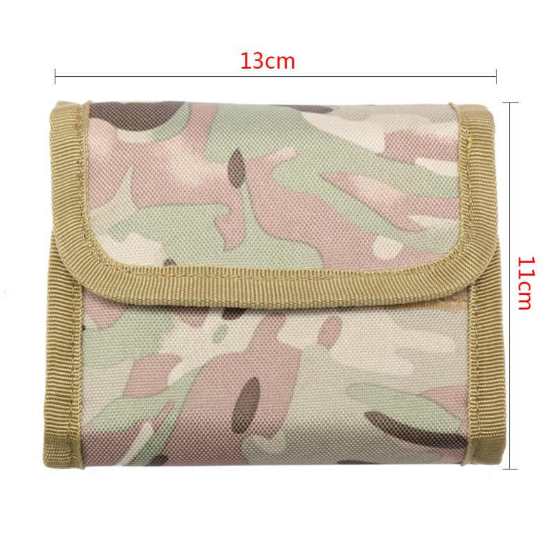 600D Rifle Cartridge Padded Holder Carrier Cartridge Wallet Hunting Bags wallet