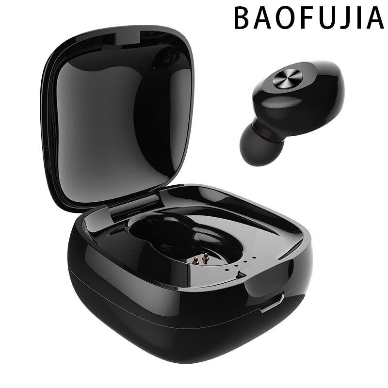 TWS Bluetooth 5.0 Wireless Earphone Handsfree Sports Earbuds Gaming Headset Phone Bluetooth Earphones