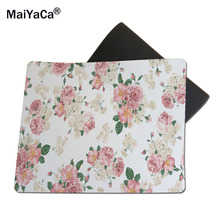 MaiYaCa Floral Classic Mouse Mats Pc Laptop computer 18*22cm and 25*29cm 20cm*25cm*zero.2cm Lock  and No Lock  Mouse Pad