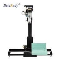 GK26 1AA педаль сшиватель для мешка, для тканых мешков ближе, BateRady Электрический онлайн автоматический конвейер швейная машина, 220 240 В
