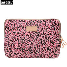 Jacodel Woman Laptop Bags 10 12 13 14 Computer Bag Laptop Sleeve Handbags Notebook Accessory for Ipad Mimi Cover Macbook Pro 13