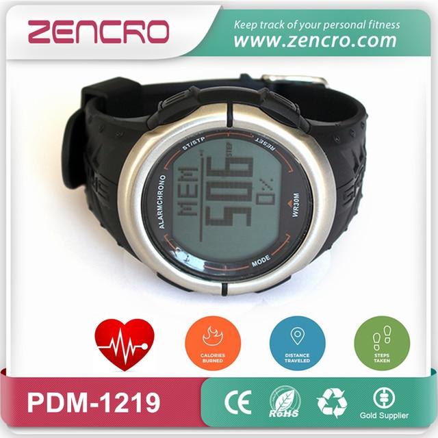 Pedometer Activity Tracker Pulse Sensor Wireless Heart Rate Watch