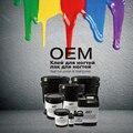 Directo de fábrica de OEM Gel Nail Polish 500 Colores Gelpolish Espejo Colorido UV En Polvo SIN Limpiar y Limpiar LED superior capa de base de uñas de arte