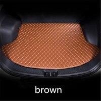 Boot Liner Tray For Kia Sportage QL 2016 2017 2018 2019 Car Rear Trunk Cargo Mat Floor Sheet Carpet Mud Protective Pad