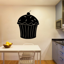 Fashion ice cream Cartoon Wall Decals Pvc Mural Art Diy Poster Waterproof