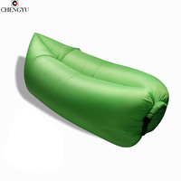 Beach Portable Outdoor Inflatable Chair Furniture Sofa Sleeping Camping Air Sofa Bed Lazy Bed Living Room