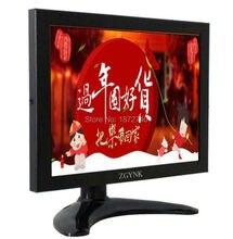 8 inch industrial metal shell computer monitor interface display 1024 x768 BNC VGA AV(China (Mainland))