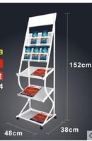 Reference frame. Magazine rack. Office book rack. Collect rack. Display rack