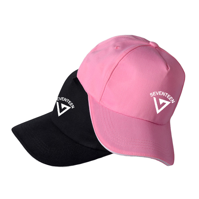 Kpop BTS Baseball Cap Adjustable EXO TWICE Wanna One Snapback Seventeen 17  Hat-in Baseball Caps from Apparel Accessories on Aliexpress.com  cd6cfe6e654d