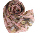 100% Pure Silk Shawls and Scarves Print Watch Neck warmer Muslim Hijab Echarpe Versae Bufandas Mujer 2016 mandala tapestry Scarf