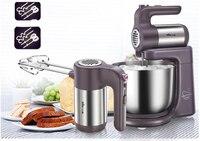 4L 300W electric chef 10 speed food mixer blender mixer egg beater bread spiral dough mixer
