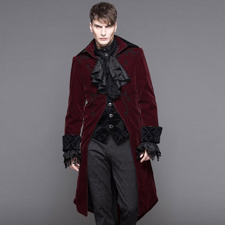 2016 winter new men trench coat fashion long jacket male