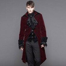2016 winter new men trench coat men fashion long jacket male punk gothic rock woolen windbreaker stage costume male outwear coat