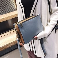 Latest Design New Korean Fashion Women Bags Handbags Luxury Ladies Stitching Bag Sweet Girl Shoulder Messenger