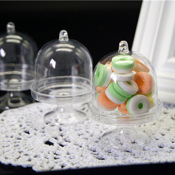 mini wedding cakes shipped buy clear plastic favor boxes from china 17430