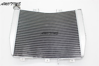 Motorcycle Cooler Radiator For Kawasaki 2004 2005 NINJA ZX10R ZX 10R 04 05 Motorcycle Parts And Accessories