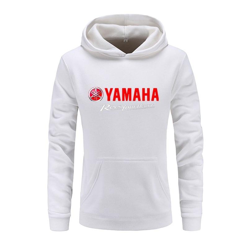 2019 Brand Top Motorcycle Yamaha Vmax Revs Your Heart Hoodie Knight Pullover Mens Sportwear Coat Men Sweatershirts Casual Hoodie Hoodies & Sweatshirts
