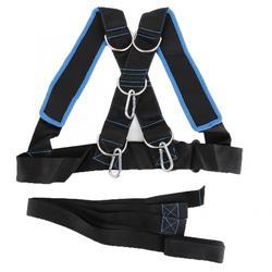 Elastic forfor Strength Training Heavy Duty Sled Shoulder Harness Resistance Band Belt Sports Equipment For Fitness Equipment