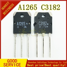 2PAIR=2PCS A1265N 2PCS C3182N 2SA1265 2SC3182 integrated circuit