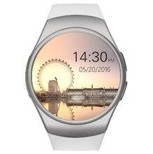 Neue Smart Uhr Kw18 Smartwatch für iphone android smartphone pulsmesser Schrittzähler SIM Watch Phone Smart Uhr Android