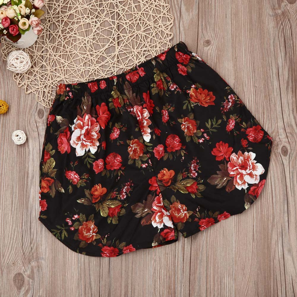 Womail Women Pants Shorts Sexy Hot Pants Summer Casual Shorts High Waist Short Pants Casual Daily Denim Color Dropship J23