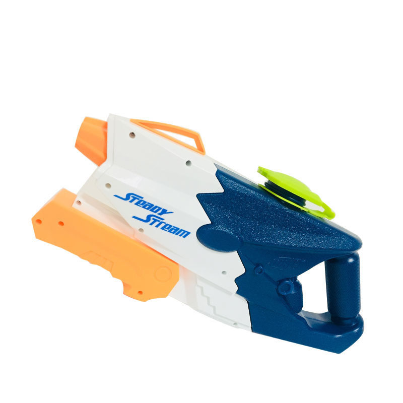 Childrens High Pressure And Long Range Water Gun Toys Played Outdoors And On The Beach.