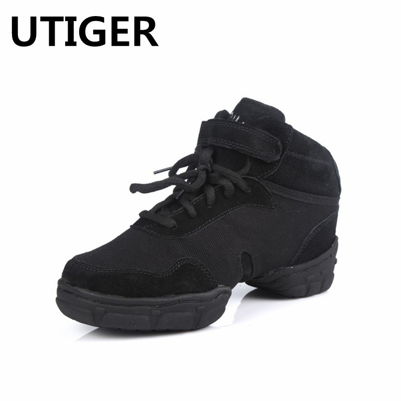 2019 new Big size Brand Women s men s Modern sport Hip Hop Jazz Dance shoes