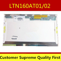 16 inch lcd screen LTN160AT01 LTN160AT02 1366*768 LAPTOP LCD Display screen FOR ACER ASPIRE 6920G 6930G 6935G free shipping