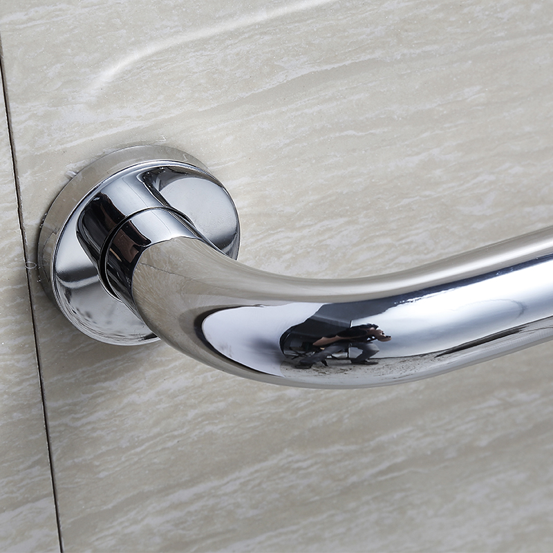 BLH Stainless Steel Chromed Bathroom Toilet Safety Handle Helping ...