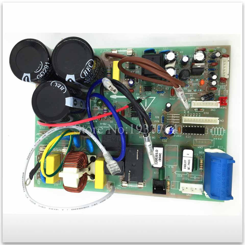 95% new Air conditioning computer board KFR-26W/76ZBP RZA-4-5174-179-XX-1 board good working цена и фото