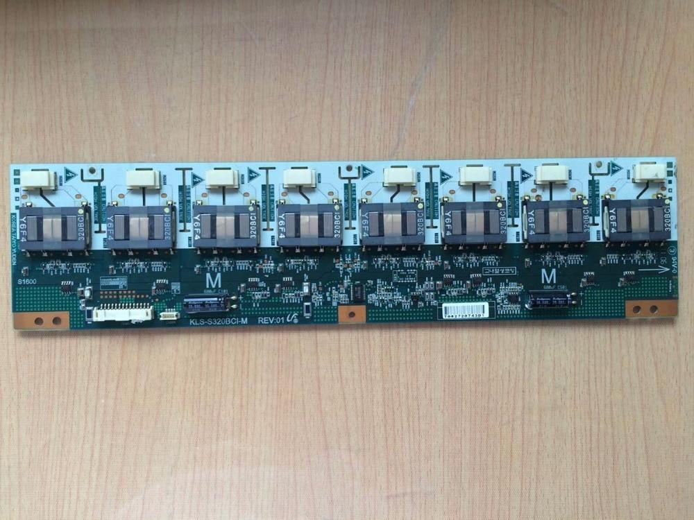 KLS-S320BC1-M KLS-S320BCI-M хорошие рабочие испытания