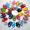 Qualidade da criança infantil unisex bebê crianças da menina do menino sapatos de couro sola macia bowknot primeira walker shoes muitas cores disponíveis 0-24 m