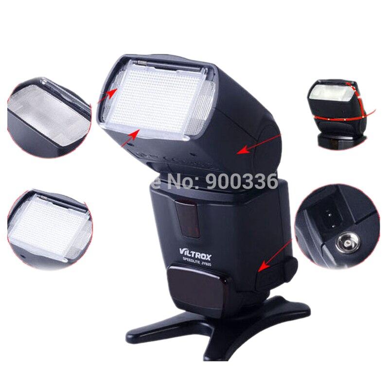 ФОТО Viltrox JY-620N High Speed TTL Flash Speedlite for Nikon i-TTL System
