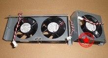 Original NMB 8025 8cm 80mm 3110KL-04W-B79 for cisco 2851 2821 switch DC 12V 0.38A server inverter cooling fan