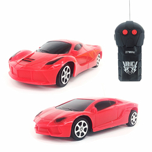 Remote Control Car Kids Radio 4wd Brushless Cheap Boy Toys For Children Nitro Race Racing Rc 1:18 Light Red Yellow Toy