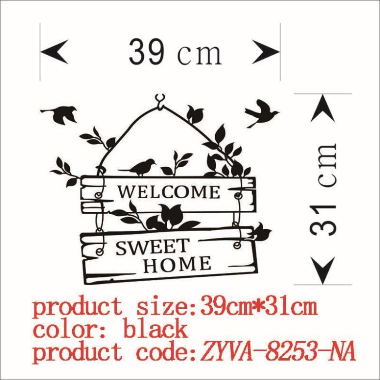 HTB1HFVDHpXXXXa aXXXq6xXFXXXU - welcome to our home quote wall decal