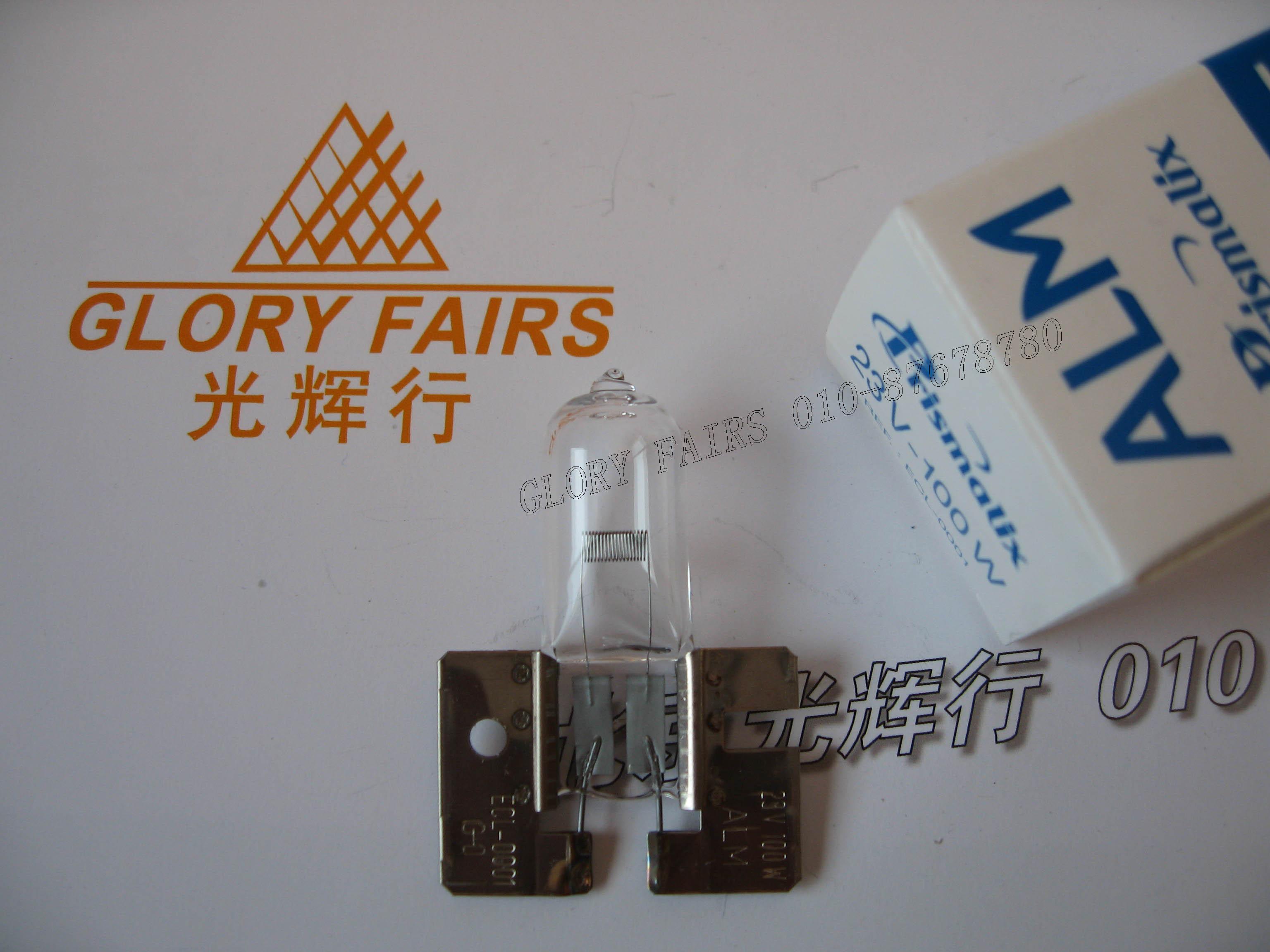 🛒[uliox] 2pcs/lot,Maquet halogen bulb ALM ECL 0001 23V 100W
