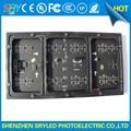 SRY 10mm pixel full color module indoor/semi-outdoor hub 75 1/8 scan 320*160mm 32*16 pixel smd 3 in 1 rgb display p10 led module