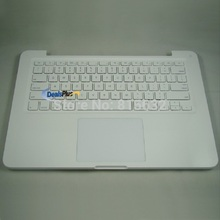 Original Top Case With Keyboard For Macbook 13″ Unibody A1342 Topcase US Layout Top Quality 100% Working