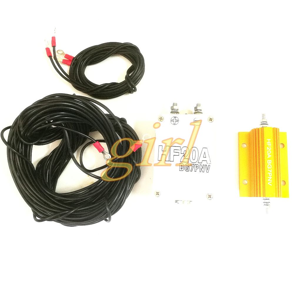 HF20A short wave 1 5 30Mhz full band without blind area antenna