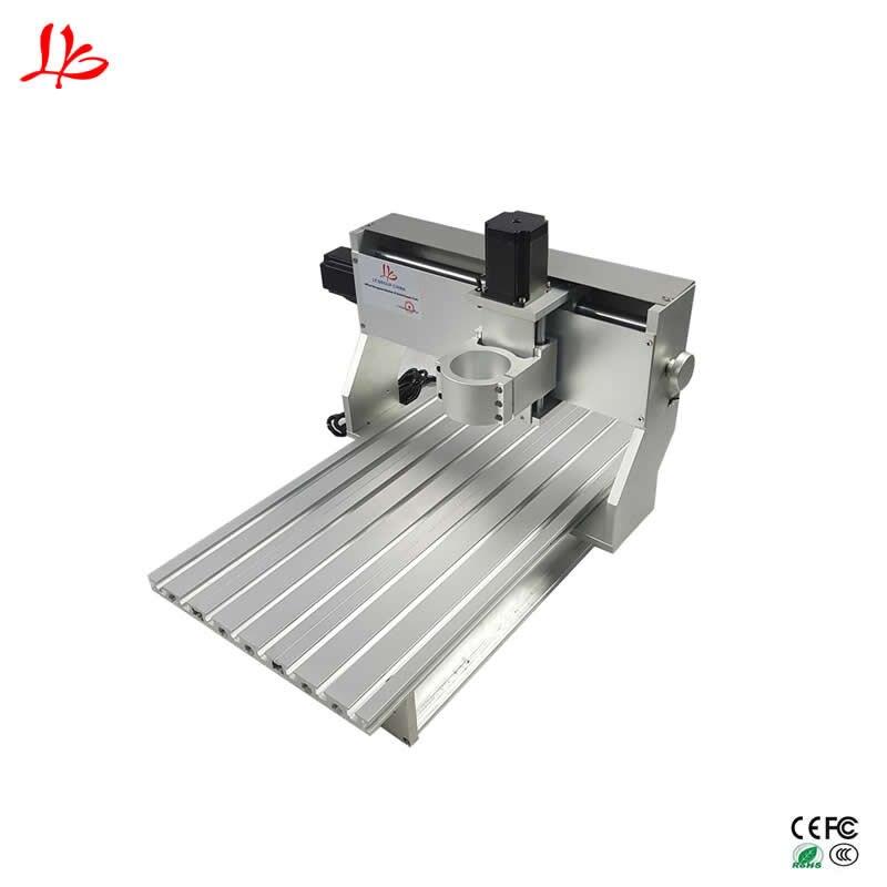 CNC wood router mach3 control 6040 cnc engraving milling machine aluminum lathe table