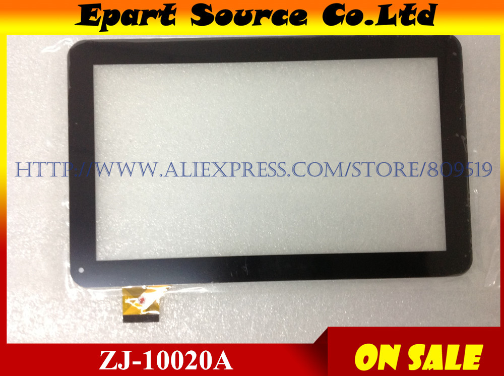 A+ 10.1touch screen touch panel digitizer glass for tablet PC ZJ-10020A black
